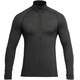 Devold Running Zip Neck LS Shirt Men Anthracite